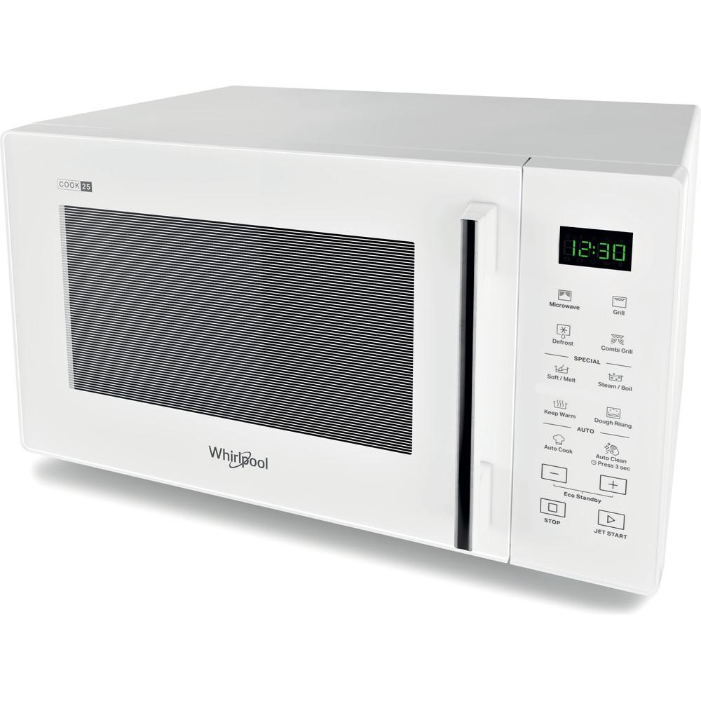 Horno microondas de libre instalación Whirlpool: color blanco - MWP 254 W