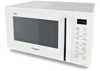 Vapaasti sijoitettava Whirlpool mikroaaltouuni: Valkoinen - MWP 254 W