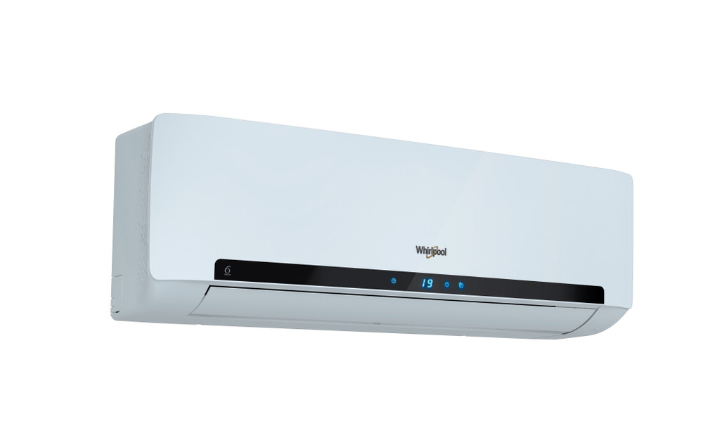 Whirlpool Air Conditioner SPOW 418/2 Non disponible On/Off Blanc Perspective