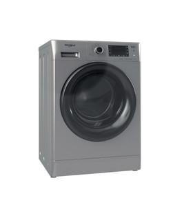Свободностояща пералня със сушилня Whirlpool: 11,0 кг - FWDD 1171582 SBV EU N