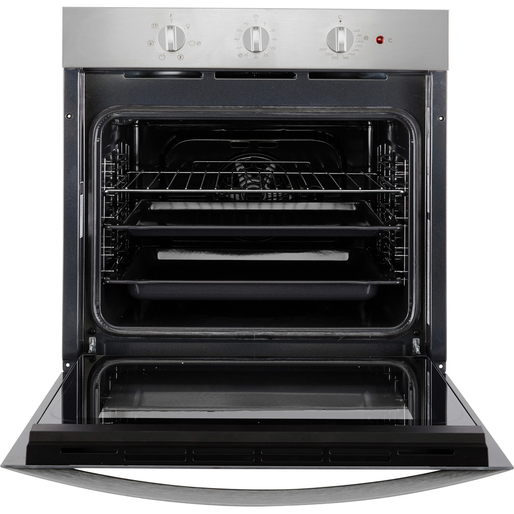 Indesit Ovn Indbygget IFW 3534 H IX Electric A Frontal open