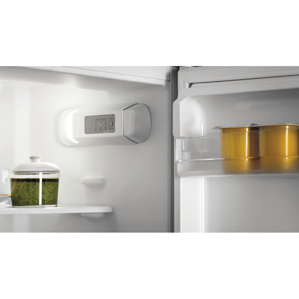 Indesit Combinazione Frigorifero/Congelatore Da incasso B 18 A1 D V E/I 1 Bianco 2 porte Control panel