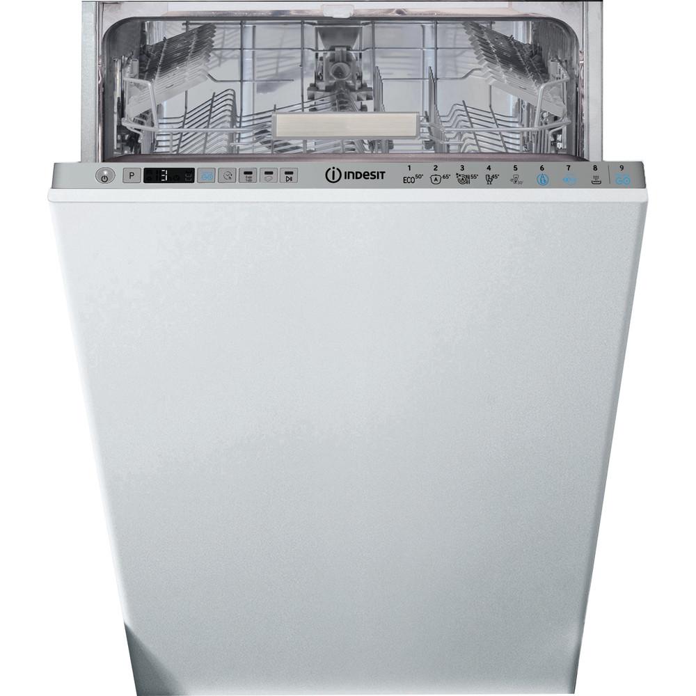 Indesit Umývačka riadu Vstavané DSIO 3T224 Z E Full-integrated E Frontal