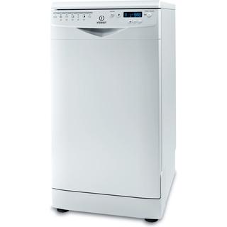 Indesit Посудомоечная машина Отдельно стоящий DSR 57M19 A EU Отдельно стоящий A Frontal