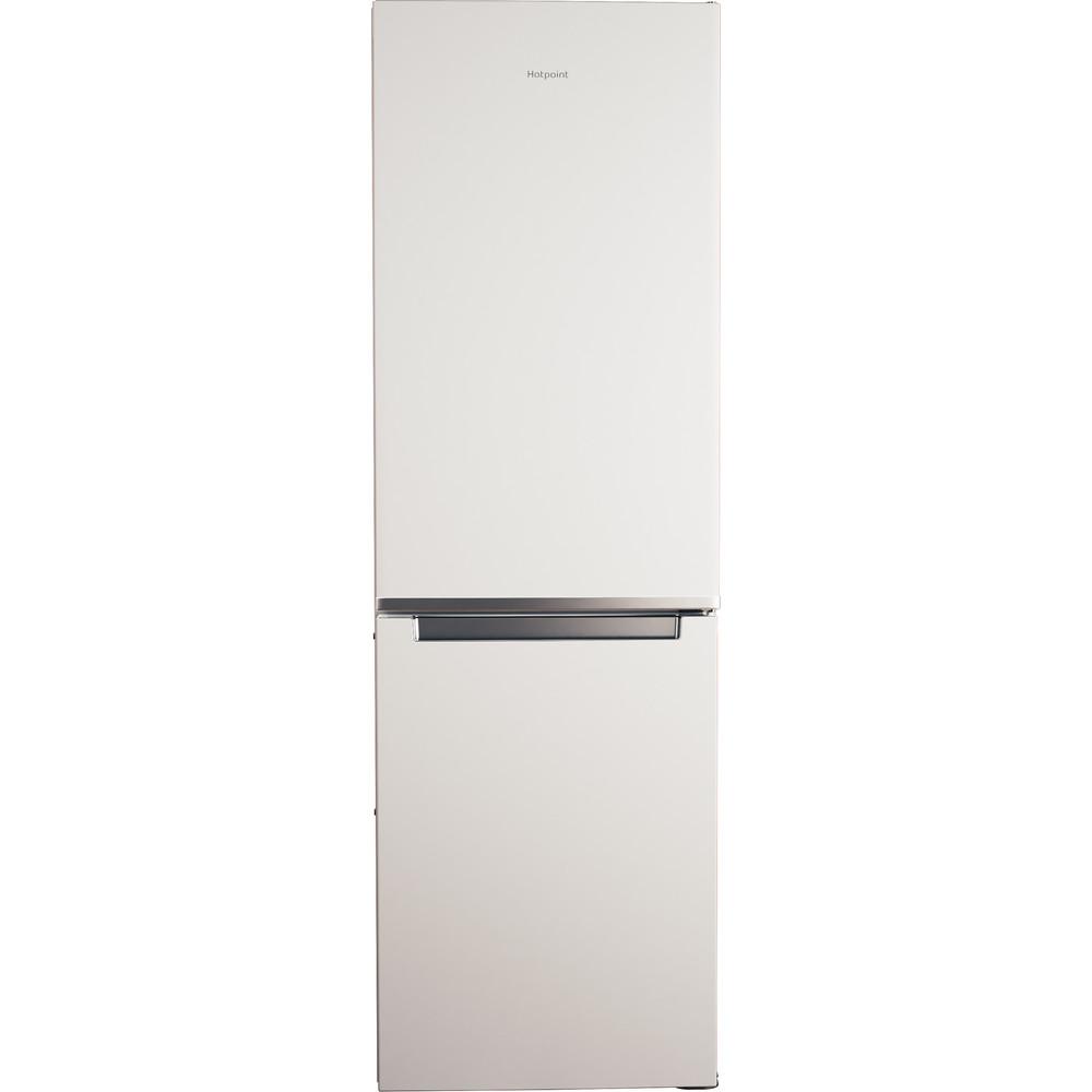 Hotpoint Fridge-Freezer Combination Free-standing H3T 811I W 1 Global white 2 doors Frontal