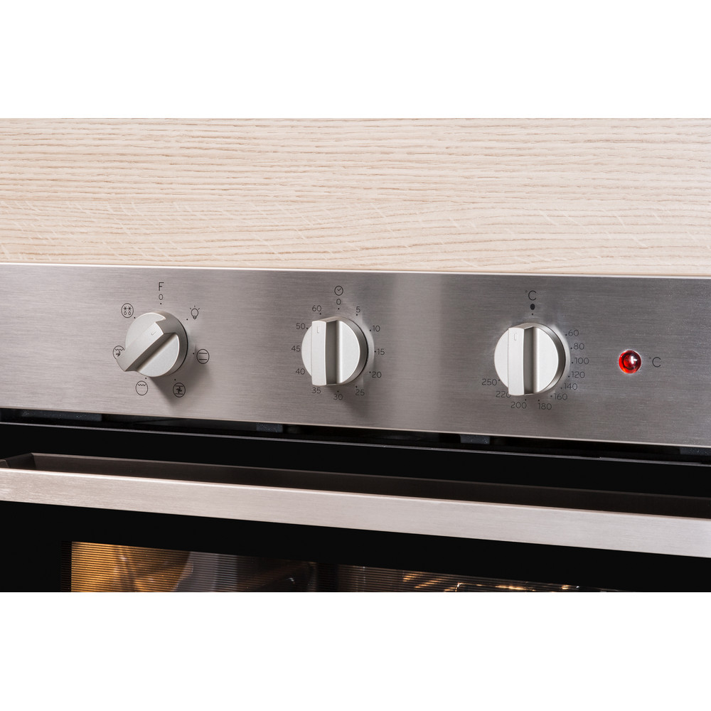 Indesit OVEN Built-in IFW 6230 IX UK Electric A Lifestyle control panel