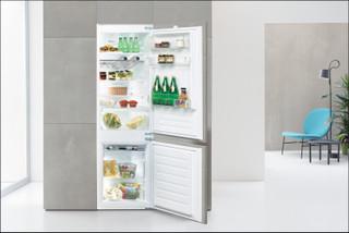 Kalusteisiin sijoitettava Whirlpool jääkaappipakastin - ART 6612/A++