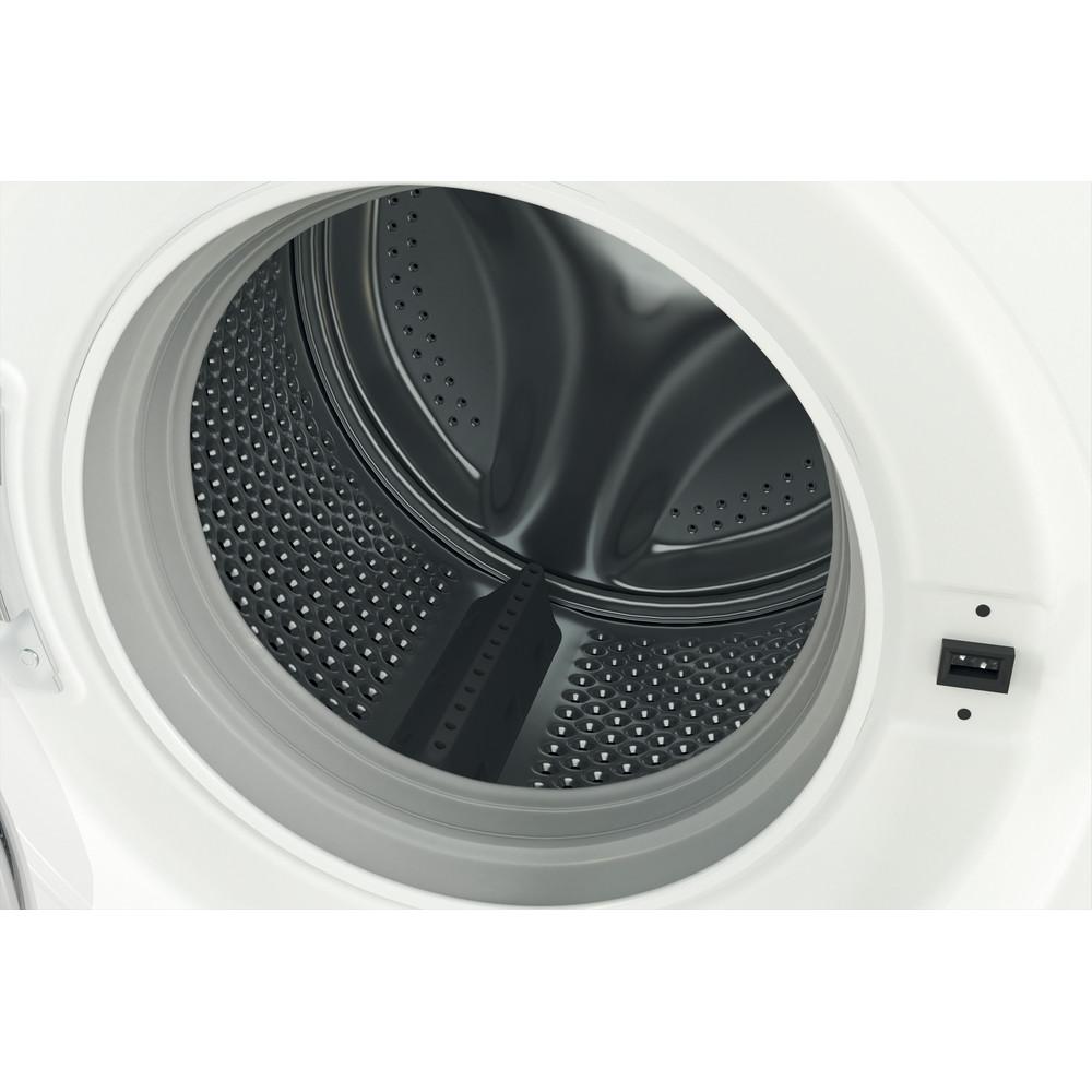 Indesit Máquina de lavar roupa Livre Instalação MTWE 91283 W SPT Branco Carga Frontal D Drum