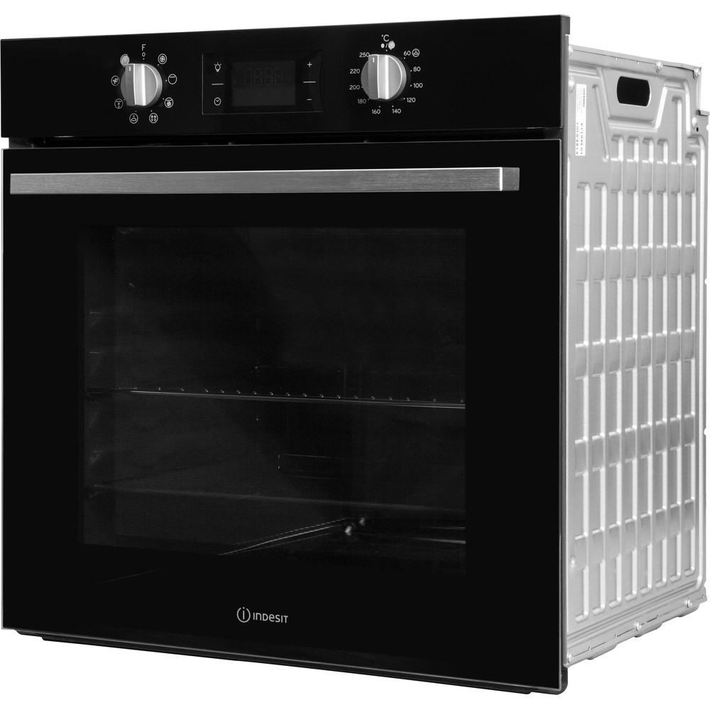 Indesit OVEN Built-in IFW 6340 BL UK Electric A Perspective