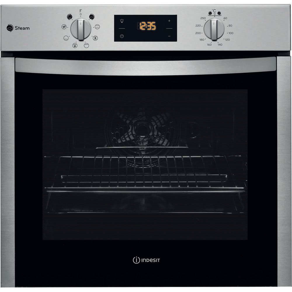 Indesit OVEN Built-in DFWS 5544 C IX UK Electric A Frontal