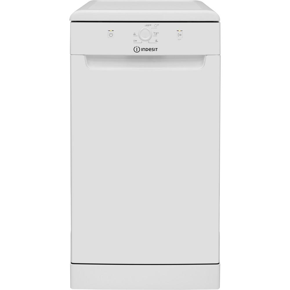 Indesit Посудомоечная машина Отдельностоящий DSCFE 1B10 RU Отдельностоящий A Frontal