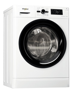Свободностояща пералня със сушилня Whirlpool: 8 кг - FWDG86148B EU