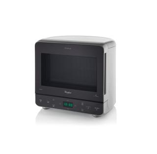 Whirlpool Stand-Mikrowellen: Farbe Silber. - MAX 38 SL