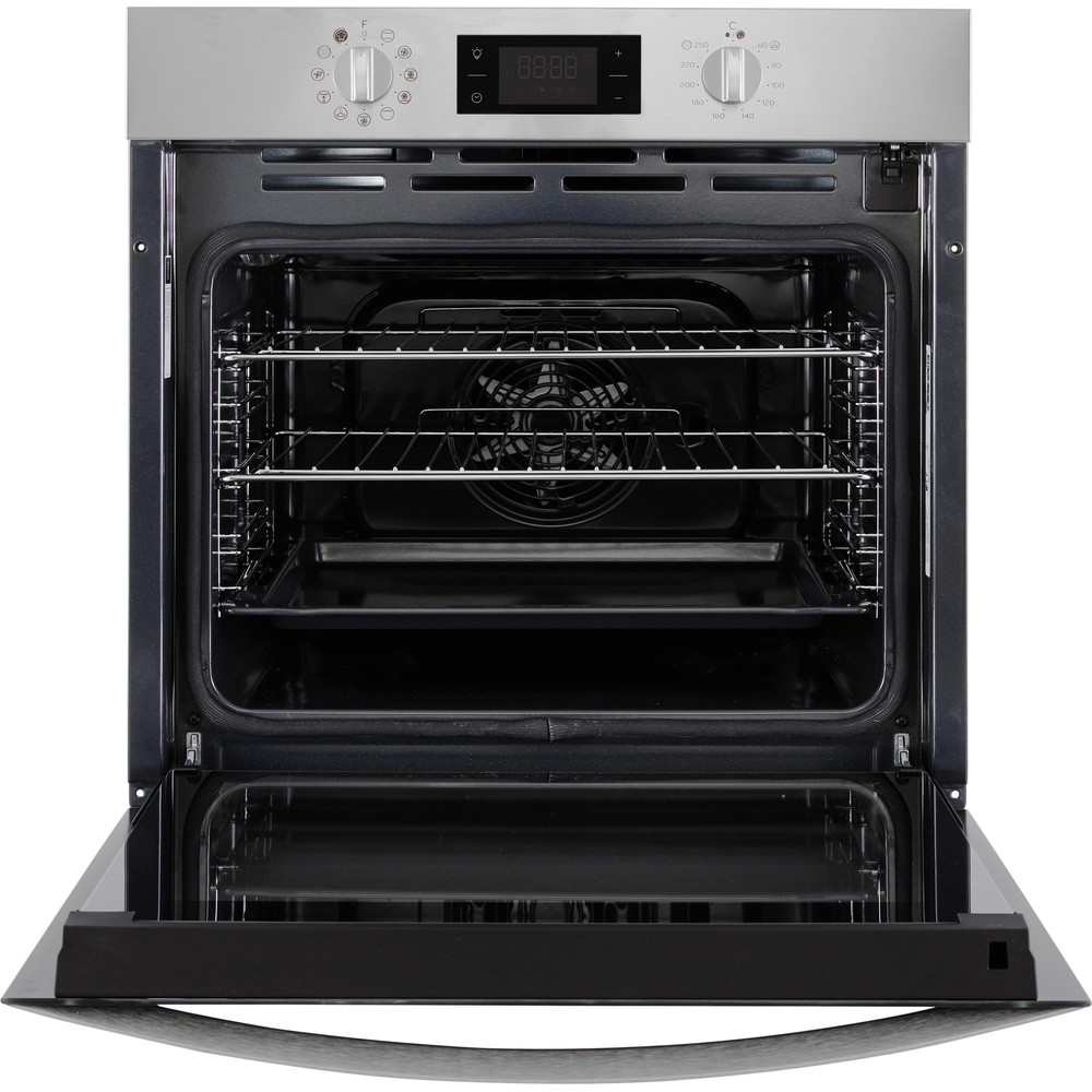 Indesit Ovn Indbygget IFW 3844 P IX Electric A+ Frontal open