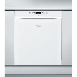 Whirlpool oppvaskmaskin: farge hvit, 60 cm - WUO 3O33 DL