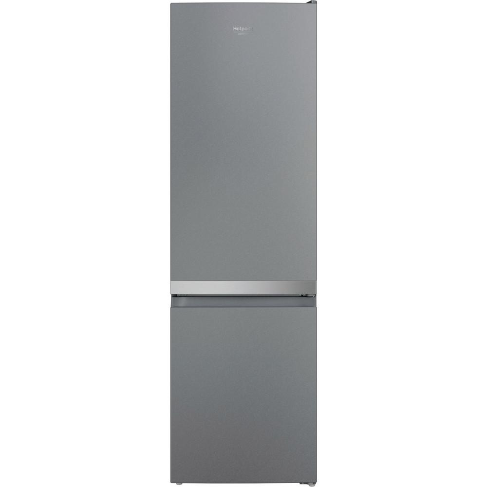 Hotpoint_Ariston Комбинированные холодильники Отдельностоящий HTS 4200 S Серебристый 2 doors Frontal