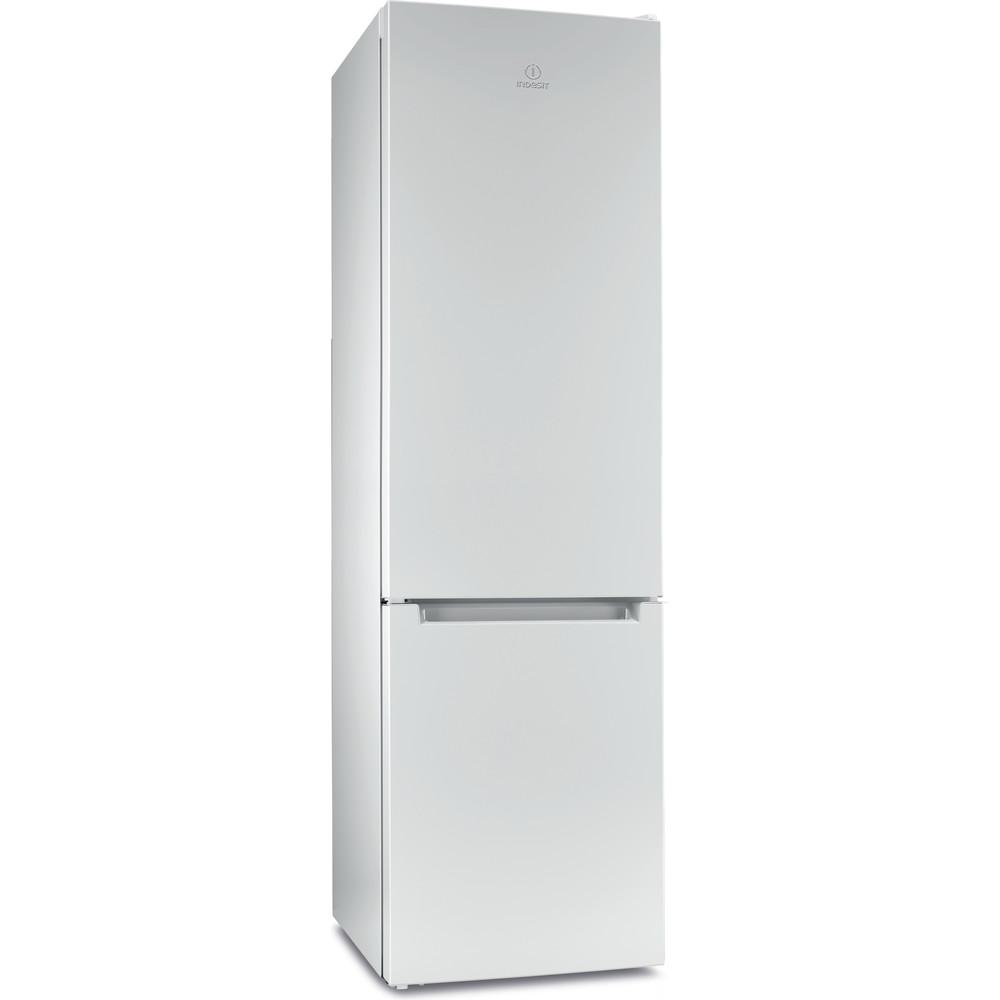 Indesit Холодильник с морозильной камерой Отдельностоящий DS 320 W Белый 2 doors Perspective