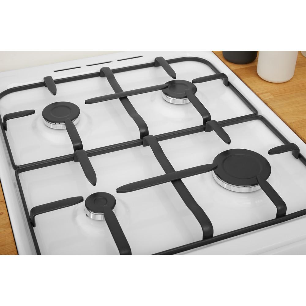 Indesit Плита IS5G0KMW/RU Белый Газовая Heating element