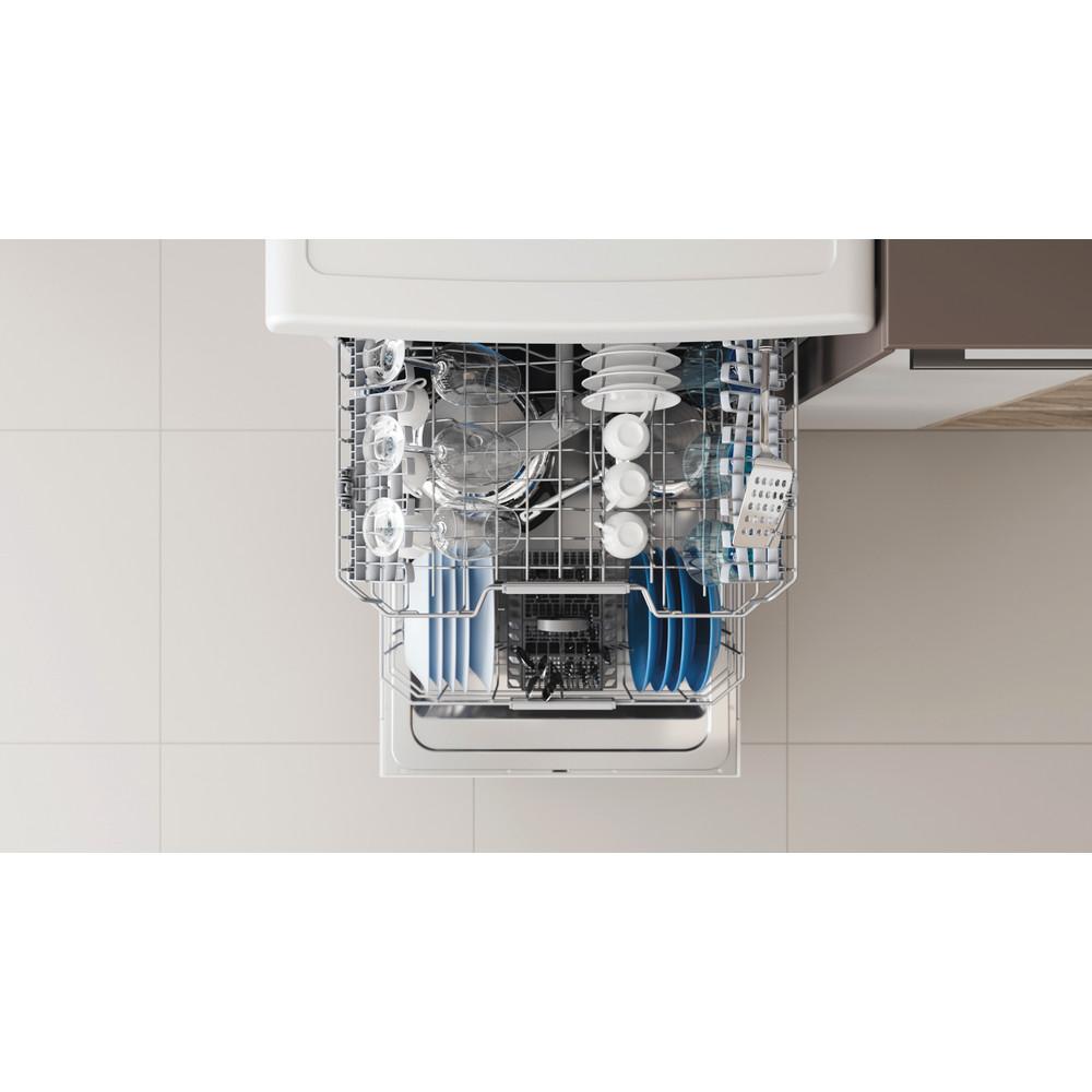 Indesit Lave-vaisselle Pose-libre DFO 3C23 A Pose-libre E Rack