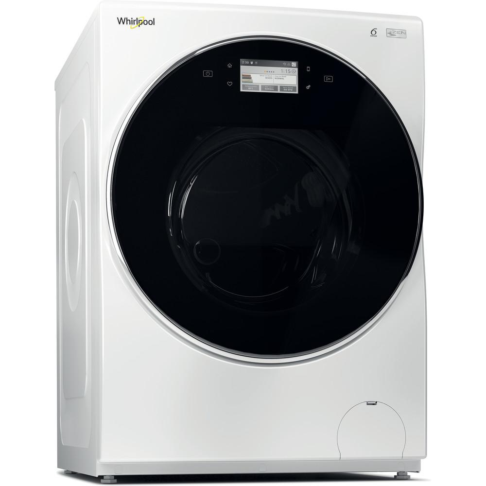 Whirlpool frontmatad tvättmaskin - FRR12451