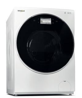 Máquina de lavar roupa de carga frontal de livre instalação da Whirlpool: 12 kg - FRR12451