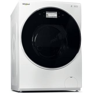 Whirlpool Máquina de lavar roupa Independente com possibilidade de integrar FRR12451 Branco Carga Frontal A+++ Perspective