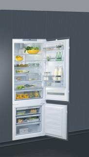 Kalusteisiin sijoitettava Whirlpool jääkaappipakastin - SP40 802 2