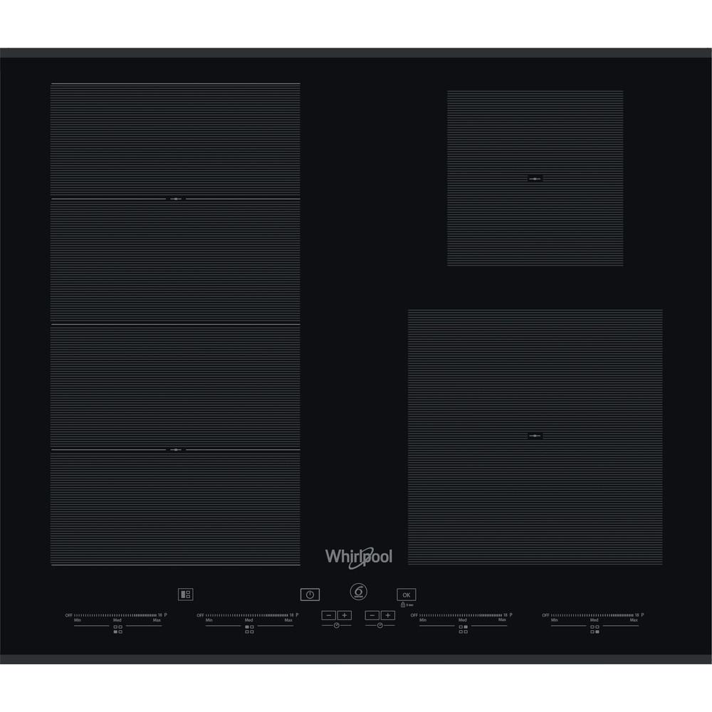 Whirlpool induksjonstopp - SMC 604/F/BT