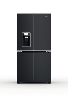 Whirlpool side-by-side amerikansk køleskab - WQ9I FO1BX