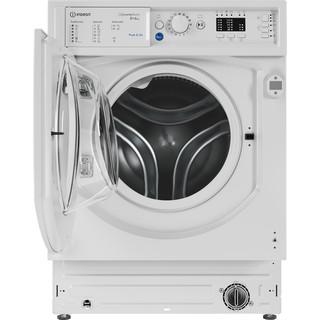 Máquina de lavar e secar roupa de encastre Indesit: 8,0 kg