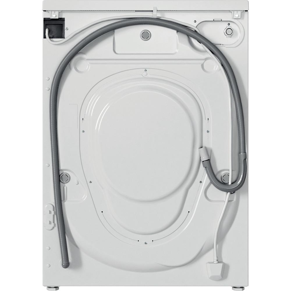 Indesit Lavabiancheria A libera installazione EWC 61051 W IT N Bianco Carica frontale F Back / Lateral