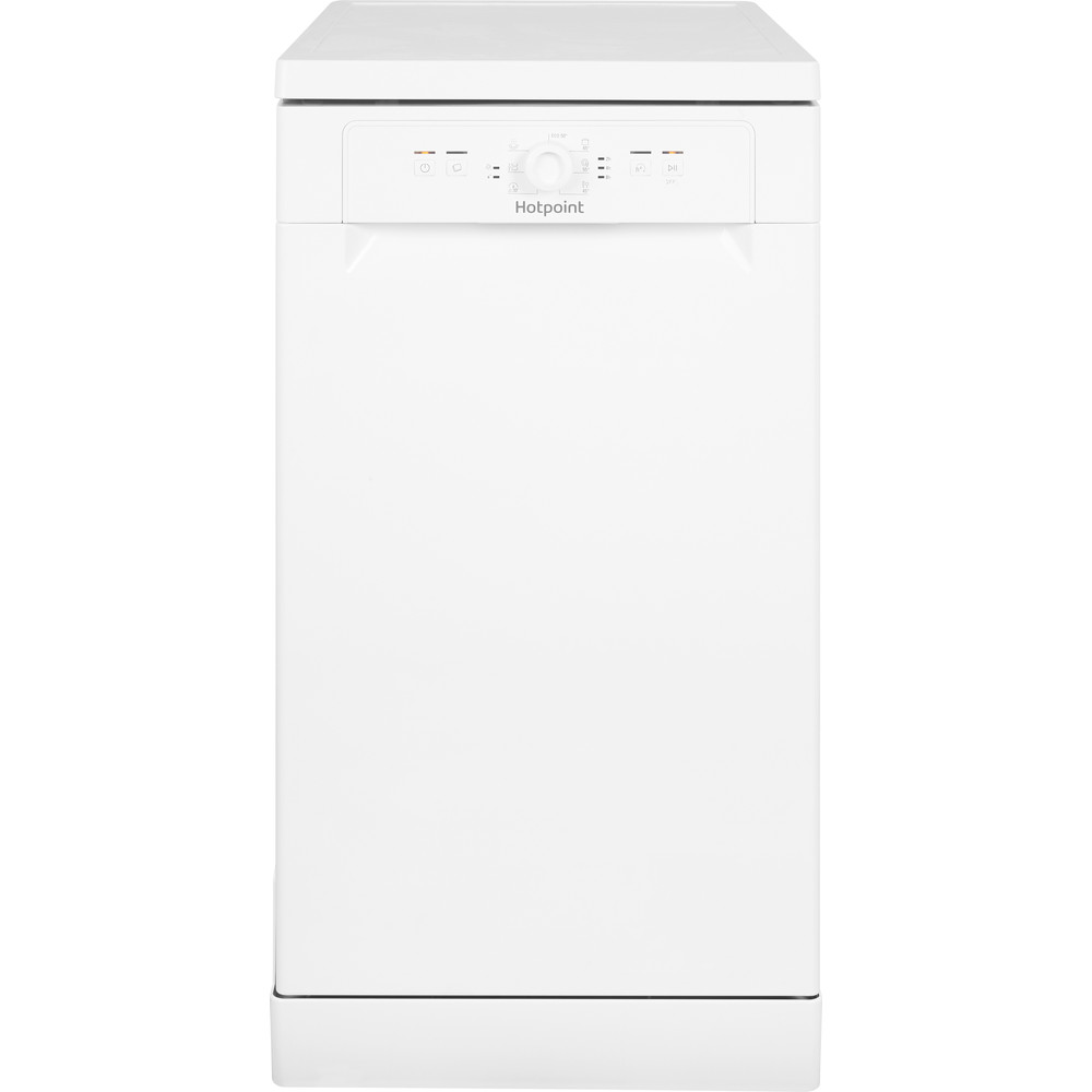 Hotpoint Dishwasher Free-standing HSFE 1B19 UK Free-standing A+ Frontal