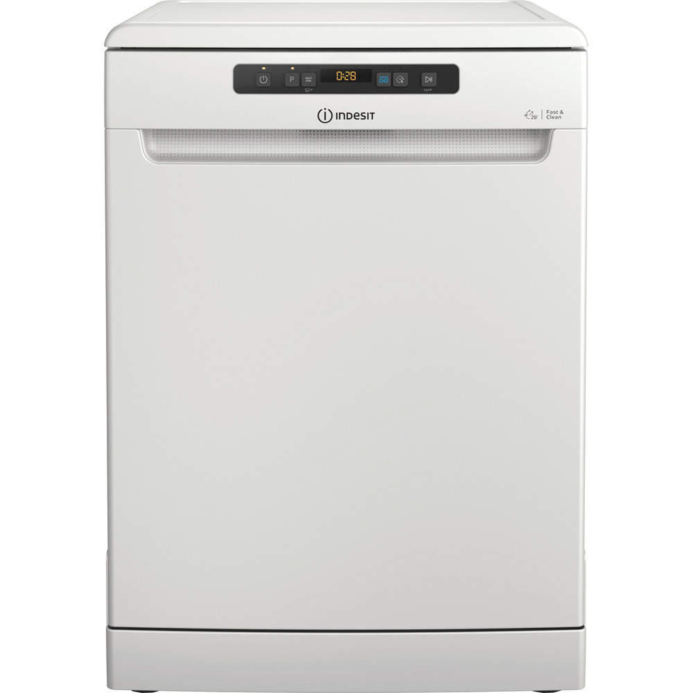 Indesit Dishwasher Free-standing DFO 3T133 F UK Free-standing D Frontal