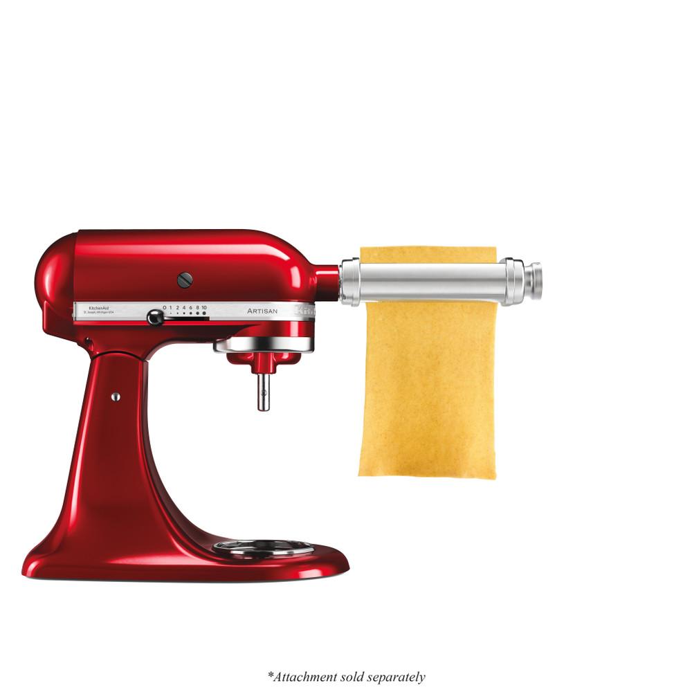 5KSMPRA Accessori KitchenAid Pasta Deluxe Set 3 Pz Sfogliatrice Spaghetti