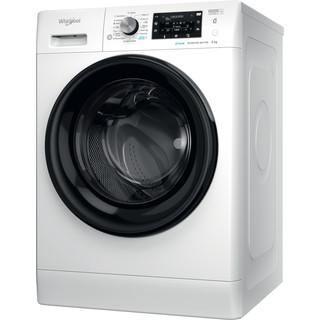 Whirlpool Perilica za rublje Samostojeći FFD 9448 BV EE Bijela Prednje punjenje A+++ Perspective