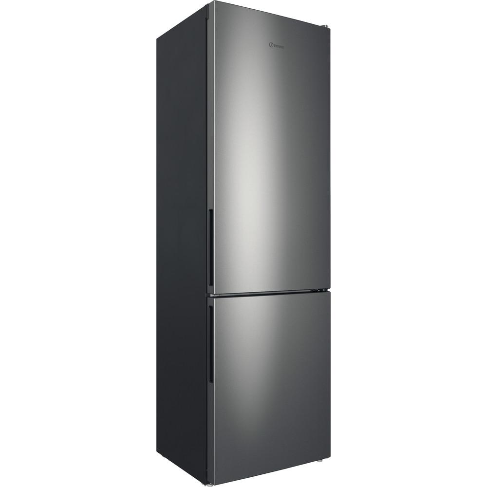Indesit Холодильник с морозильной камерой Отдельностоящий ITR 4200 S Серебристый 2 doors Perspective
