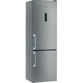 Холодильник Whirlpool з нижньою морозильною камерою соло: з системою frost free - WTNF 923 X