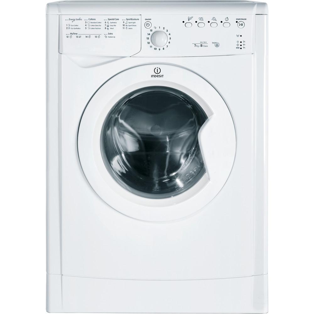 Indesit Dryer IDVL 75 BR.9 UK White Frontal