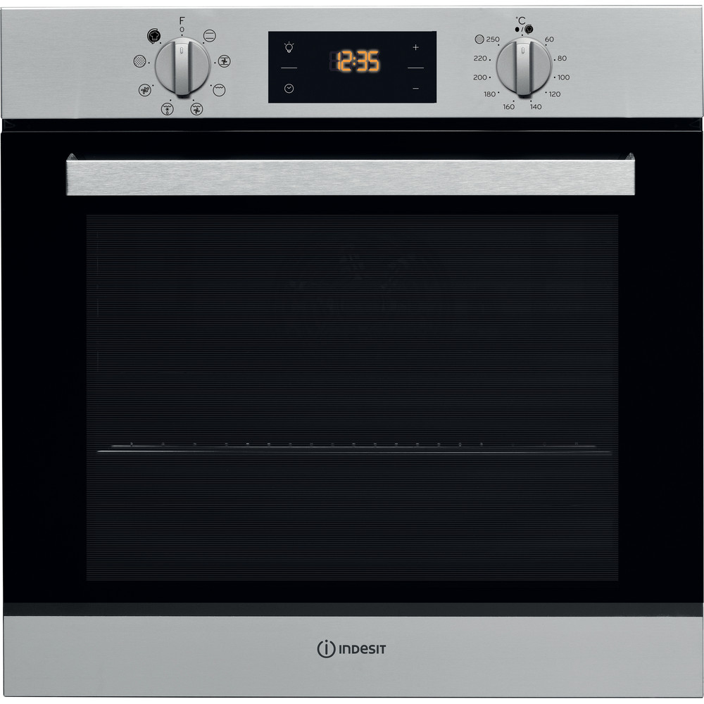 Indesit OVEN Built-in IFW 6540 P IX Electric A Frontal