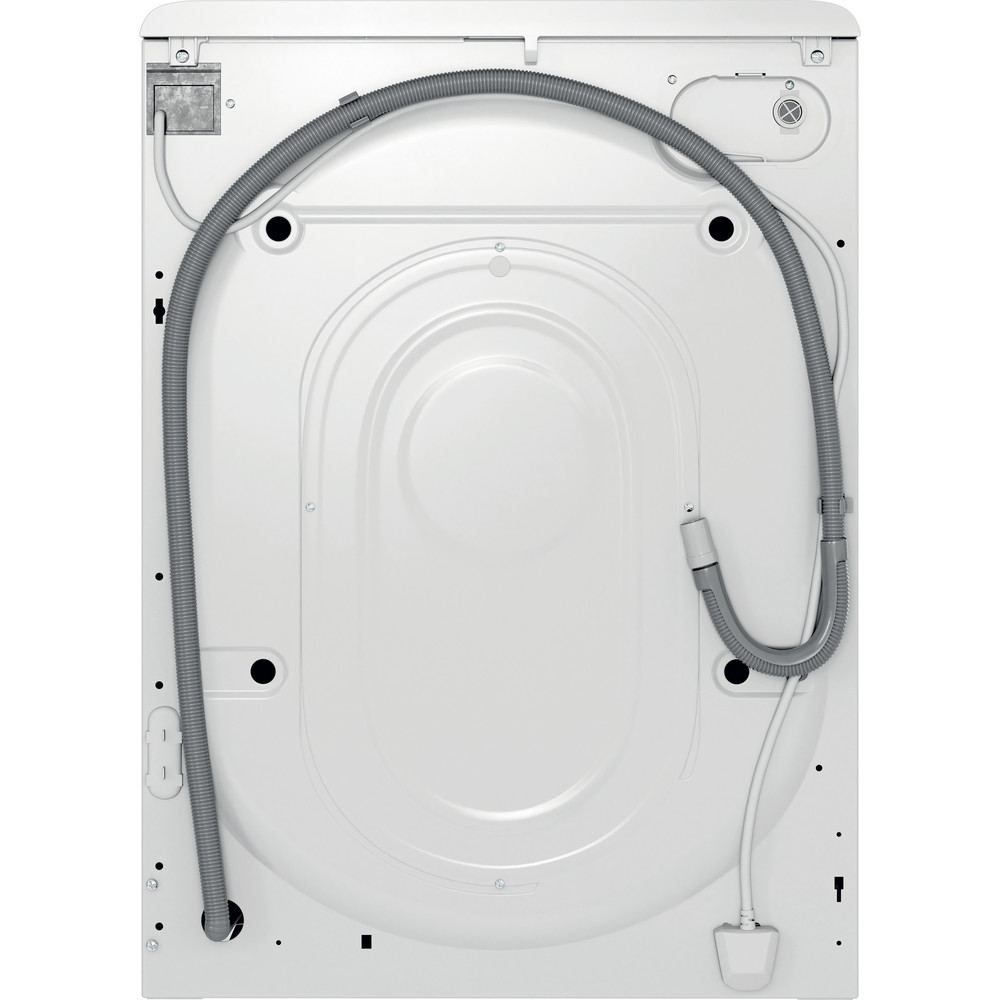 Indesit Пральна машина Соло OMTWSE 61051 WK EU Білий Front loader A+++ Back / Lateral