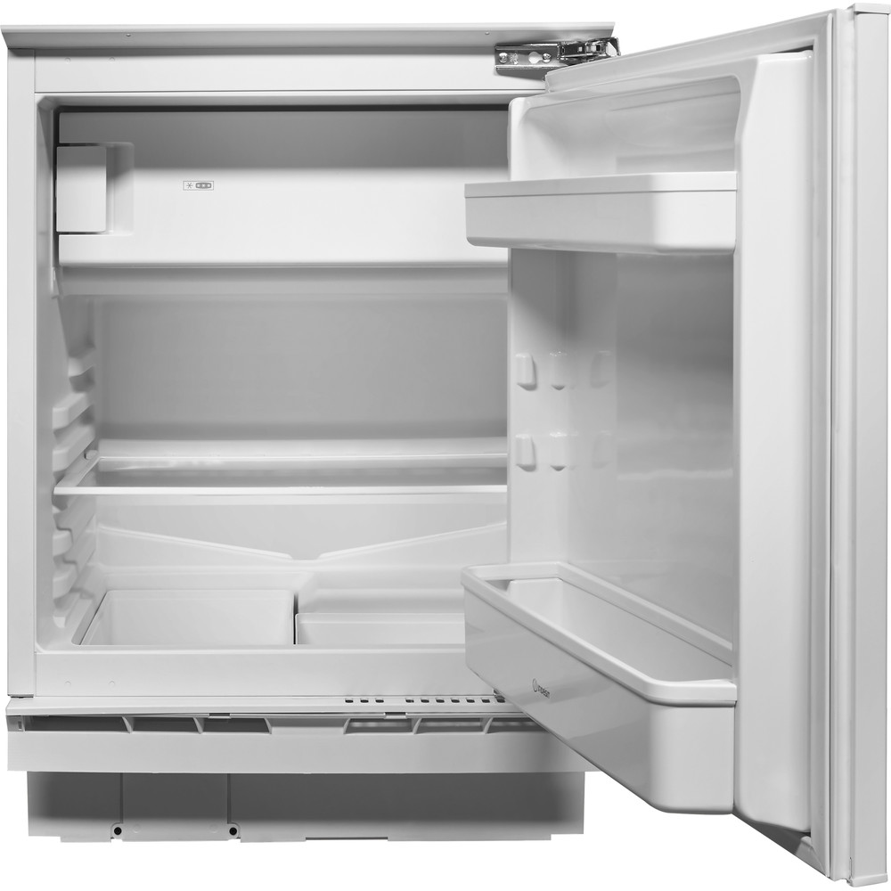 Indesit Refrigerator Built-in IF A1.UK Steel Frontal open