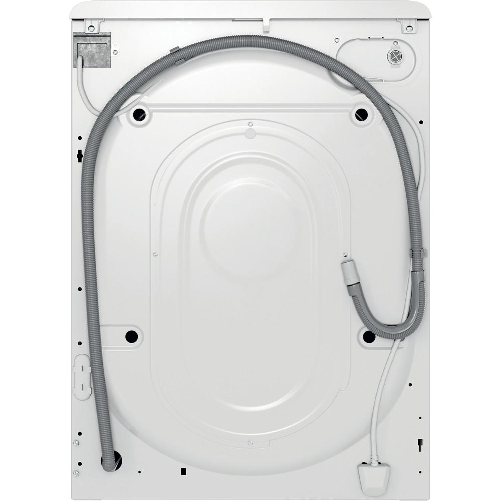 Indesit Wasmachine Vrijstaand MTWA 71483 W EE Wit Voorlader A+++ Back / Lateral