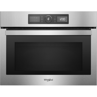 Whirlpool built in microwave oven: stainless steel color - AMW 9615/IX UK