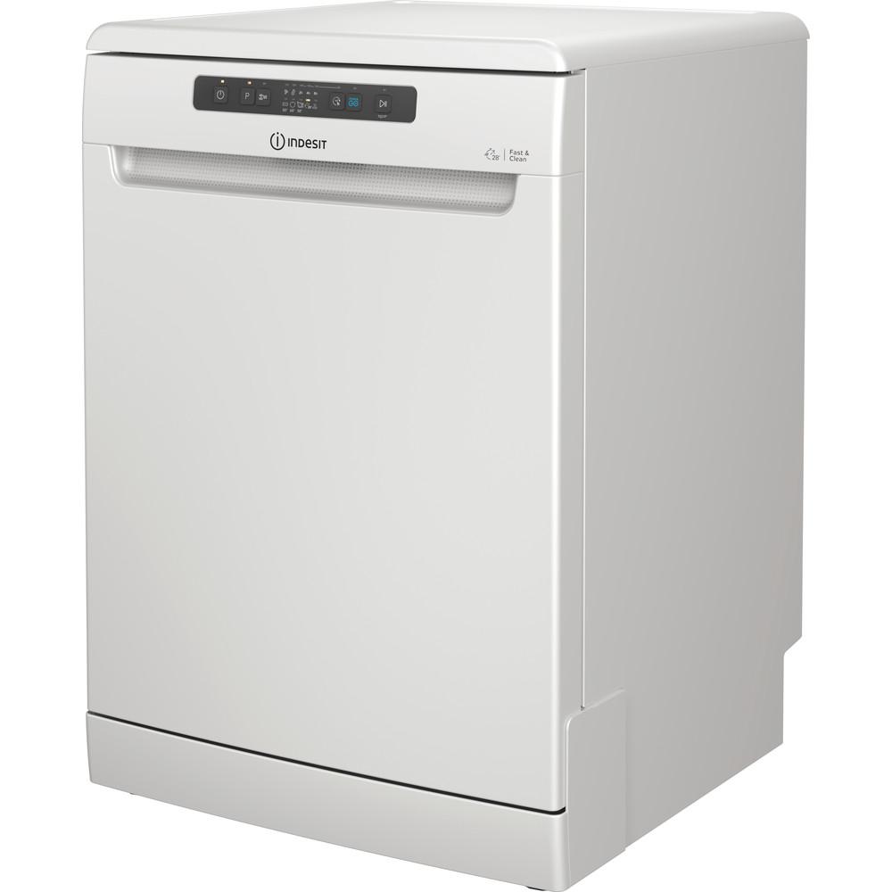 Indesit Посудомоечная машина Отдельностоящий DFC 2B+16 Отдельностоящий A Perspective