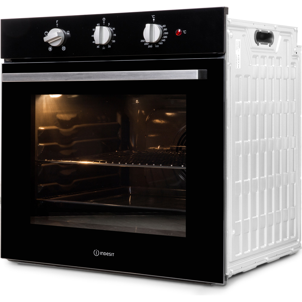 Indesit OVEN Built-in IFW 6330 BL UK Electric A Perspective