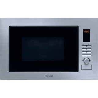 Indesit Microwave Built-in MWO 522 X UK Inox Electronic 25 MW-Combi 900 Frontal