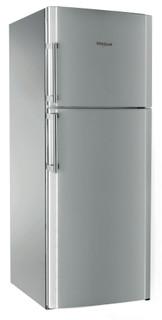 Réfrigérateur double porte posable Whirlpool - TDC 8010 H X