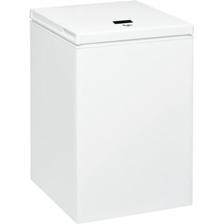Whirlpool Congelador Independente com possibilidade de integrar WH1410 A+E Branco Perspective