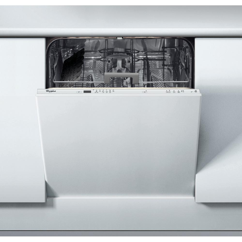 Whirlpool integrerad diskmaskin: färg silver, 60 cm - ADG 360FD