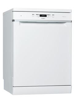 Whirlpool mosogatógép: fehér szín, normál méretű - WFC 3C33 PF